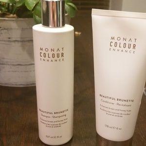 Monat Beatiful Brunette Shampoo & Conditioner